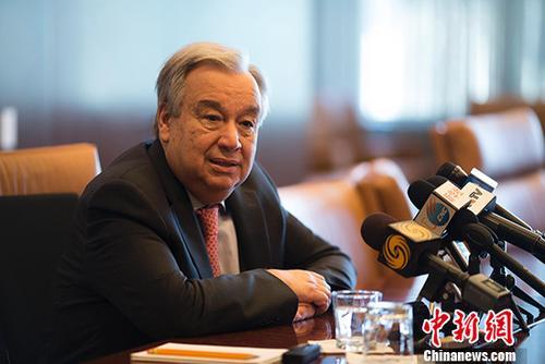 联合国秘书长谴责极端组织针对尼日利亚平民的袭击