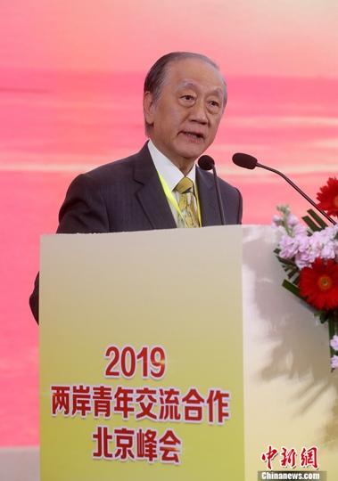 资料图▓│:台湾新党主席郁慕明♦│⚋。a target='_blank' href='http://www.chinanews.com/'中新社/a记者 张宇 摄