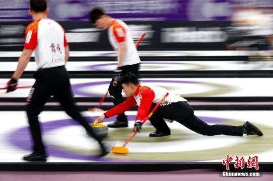 北京冬奥会冰壶项目,中国队获所有单项参赛资格图片
