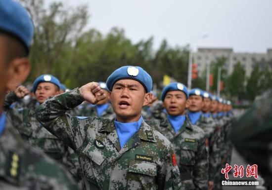 专家:参加联合国维和行动是构建人类安全领域共同体