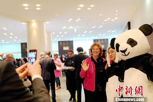 四川文化旅游推介会在德国柏林举行