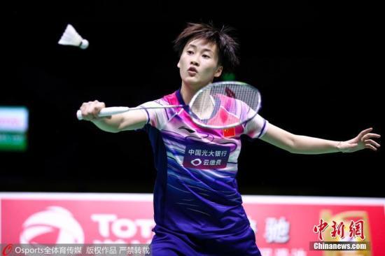 陈雨菲逐渐成长为如◆今国羽女单一号球员。 图片来源:Osports全体№育图片社→