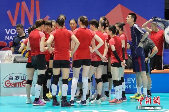 世界女排联赛香港站中国女排遇三强 郎平:会很重视这三场比赛,小狐狸的使用手册