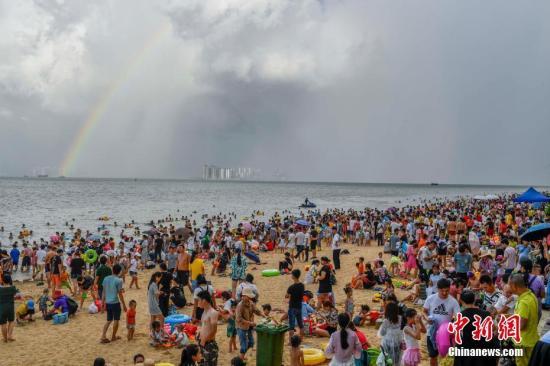 海南国际旅游消费年活动正式启动