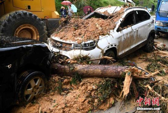 兩部門發布地質災害氣象預警:湖北湖南等地風險高