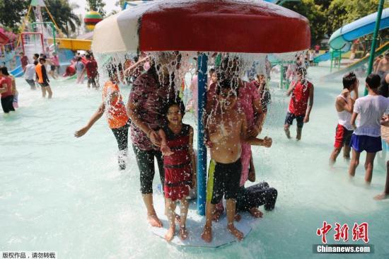 47.6℃!印度新德里记录十年来当地5月最高气温图片