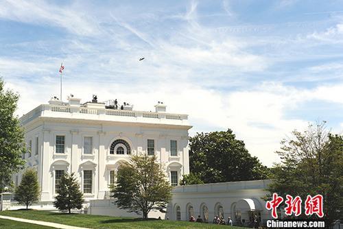 美国众议院通过法案避免政府关门 参院将表决