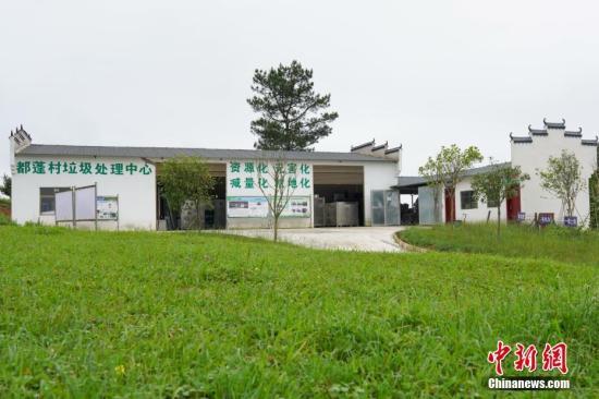 资料图:农村。中新社记者 贺俊怡 摄