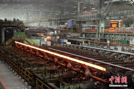 """内蒙古与""""一带一路""""沿线国家贸易额持续提高"""