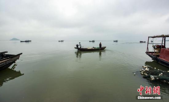 人社部:四个渠道实现长江流域退捕渔民上岸就业图片