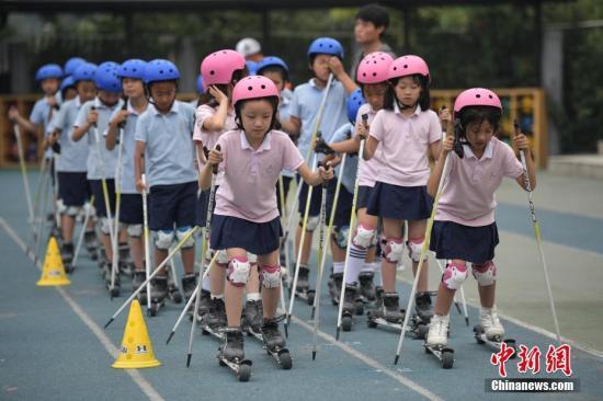 四部门:到2020年计划遴选2000所冰雪运动特色学校
