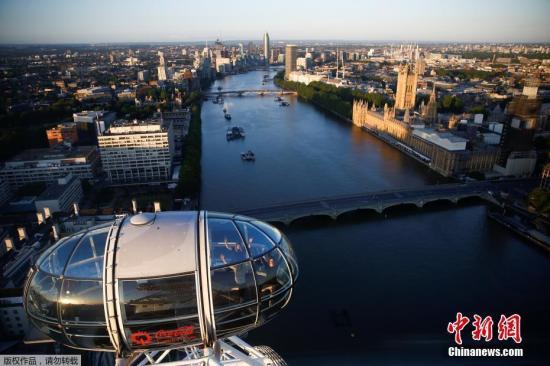 资料图:英国伦敦。