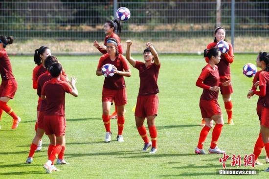 中国女足0-2不敌意大利队 首度无缘世界杯八强