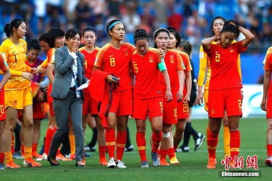 """女足世界杯欧美""""神仙斗法"""" 中国女足到底差在哪?"""