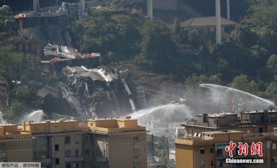 意热那亚大桥垮塌案:运营公司高管面临渎职新指控
