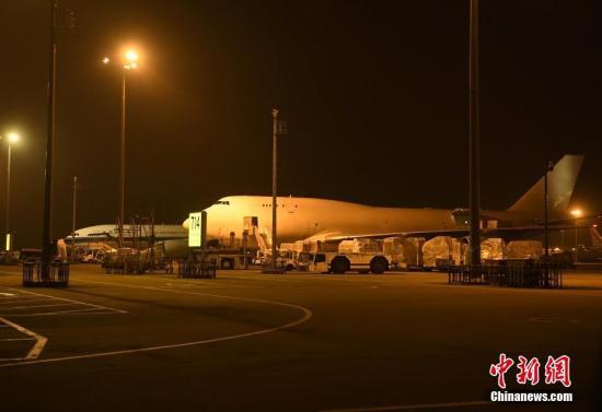 资料图:重庆机场。陈超 摄