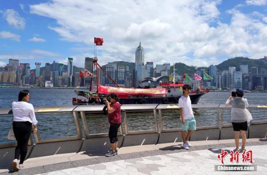 香港GDP第二季度仅增0.5% 10年来