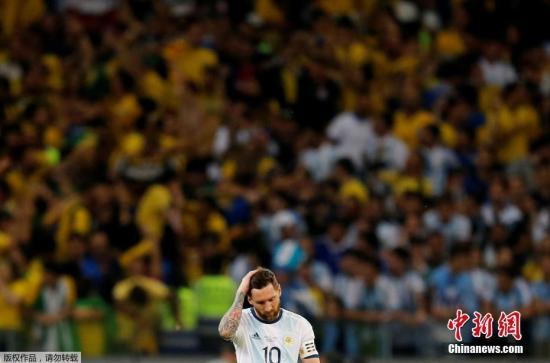 国家队无冠,真是梅西的宿命吗?