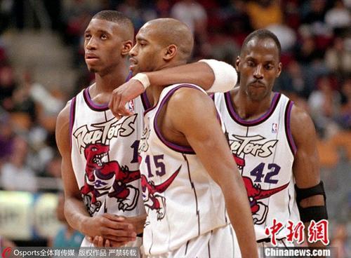 2020年4月17日,2019-2020赛季NBA常规赛收官日,老将卡特很有可能将迎来他职业生涯最后一战。(资料图为卡特效力于猛龙期间。圖片來源:Osports全體育圖片社)