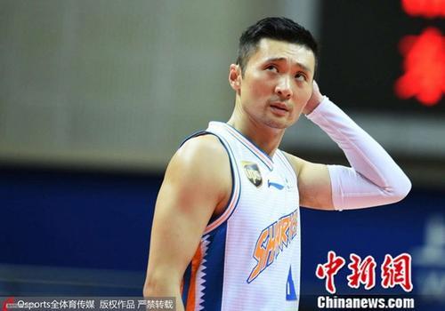 资料图:刘炜。图片来源:Osports全体育图片社