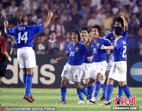 资料图为日本归化球员三都主。图片来源:Osports全体育图片社