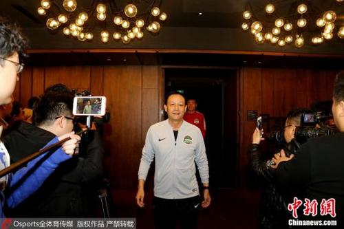 建业主帅王宝山(资料图)。图片来源:Osports全体育图片社