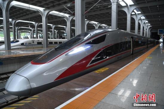 铁路部门征集复兴号动车组客室优化提升方案