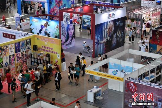 中国自主研发游戏海外市场收入增速高于国内市场