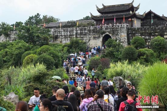 贵州经济总量突破1.5万亿 经济增速居全国前三