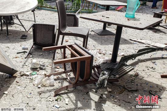 索马里官员:袭击事件已致26人死亡 含英