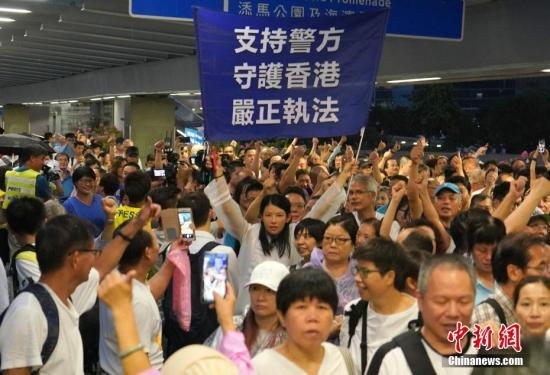 香港前线警员打破沉默尽诉心底感受:为什么围攻我们?