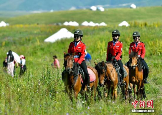 Ethnic groups in Xinjiang are part of Chinese nation: white paper