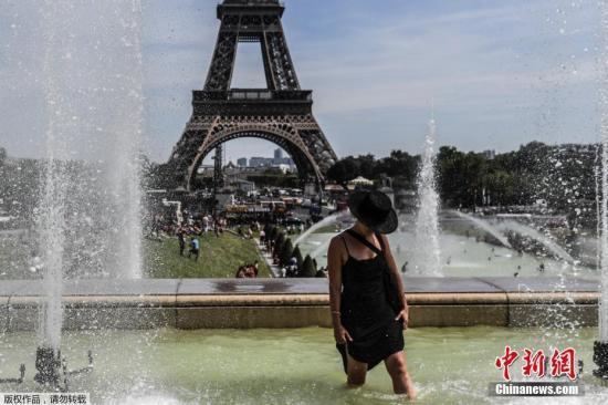 全球高溫接力:北美高溫剛過 歐洲又迎來一波熱浪