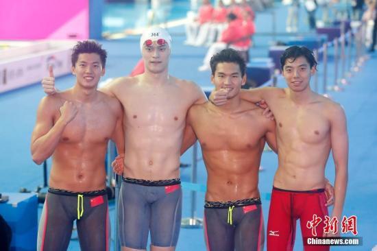 """中国选手光州世锦赛收获颇丰 两大""""痛点""""成中国泳军前进难题"""