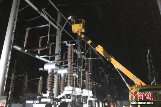 国家发改委:5月份全社会用电量同比增长4.6%