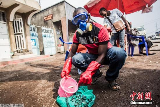 刚果(金)埃博拉疫情暴发一周年 联合国吁加大管控