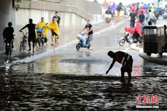 """今年入汛以来降水呈""""南北多中间少""""格局 暴雨强度大"""