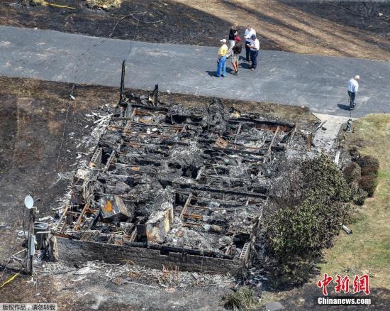 美肯塔基天然气爆炸致多人伤亡 至少5人仍下落不明