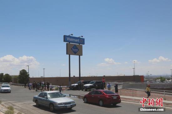 1 German, 7 Mexicans among deceased in Texas Walmart shooting: police