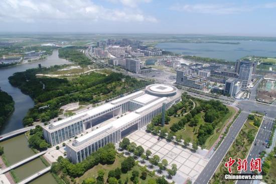 上海自贸区临港新片区:打造世界级新能源汽车产业集