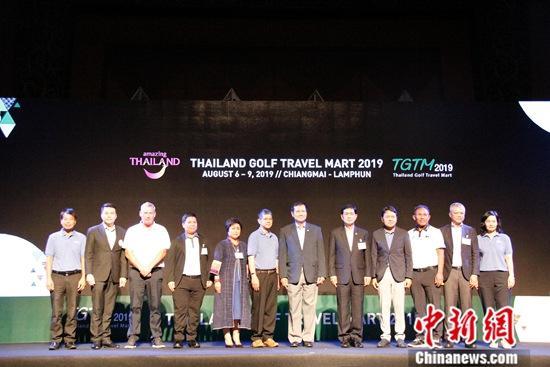 泰国欲打造世界级高尔夫旅游目的地