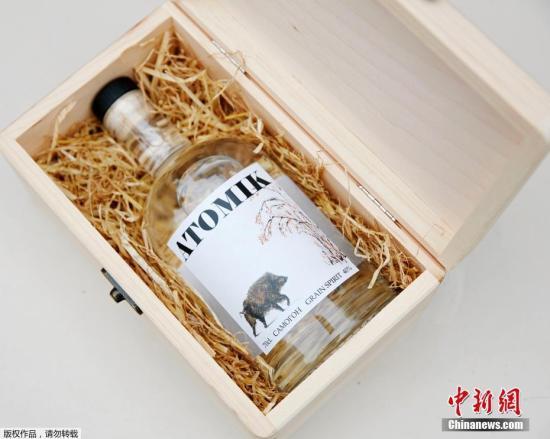 这瓶伏特加的原料来自切尔诺贝利……你敢喝吗?