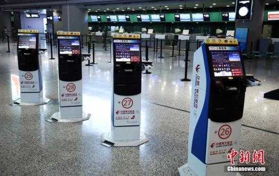 """受台风""""利奇马""""影响 国内航空公司共取消3023班"""