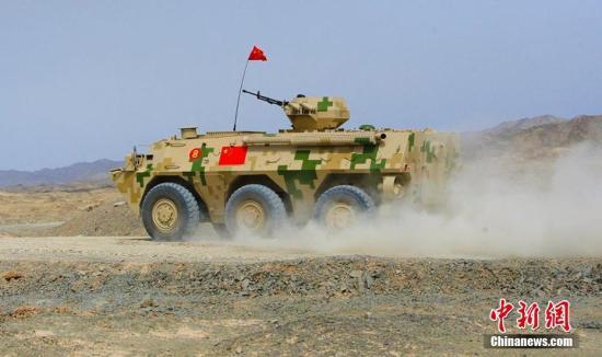 """国际军事比赛库尔勒赛区一日两赛:""""防空""""""""修理""""不离轻武器"""