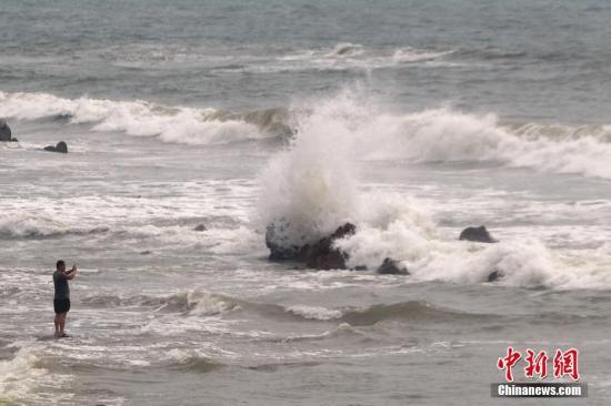 """<b>台风黄色预警继续发布 """"利奇马""""今晚将在山东再次登陆</b>"""
