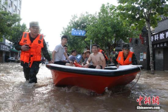 国家传染病防控队赴浙江临海古城 开展卫生防疫工作