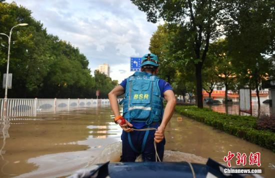 财政部拨付7.05亿元支持18省份洪涝干旱救灾