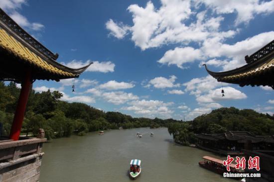 中国生态状况指数呈上升趋势 生态环境总体改善 总体保持稳定