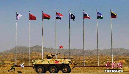 观察国际军事比赛新疆赛区:赛场与战场 有多近?有多远?