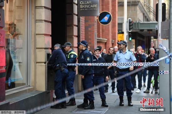 保险投资:悉尼持刀伤人案后续:嫌犯或被控行刺及暴力袭击罪